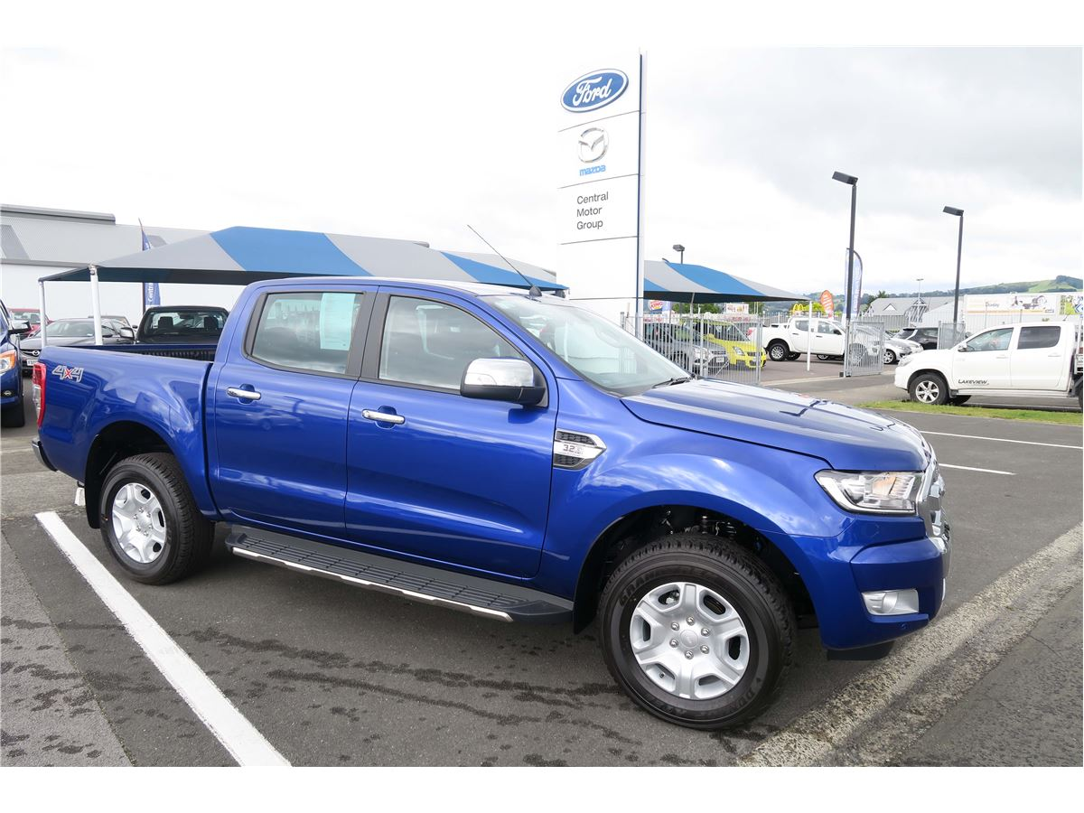 ford ranger 2017 used fords for sale in new zealand second hand ford cars from authorised. Black Bedroom Furniture Sets. Home Design Ideas