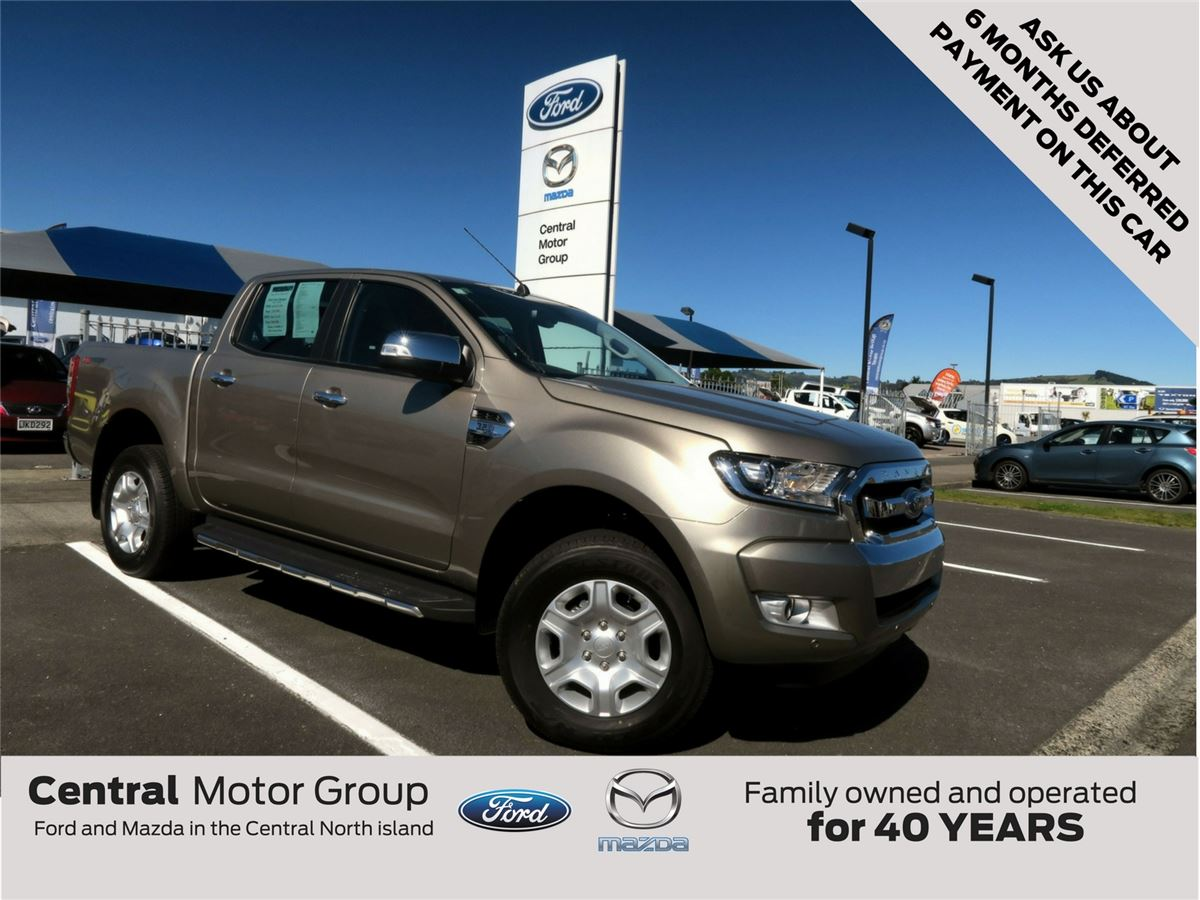Ford ranger wildtrak 2017 central mazda new and used Central motors