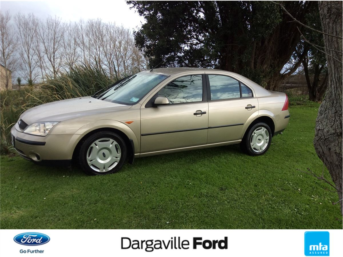 ford mondeo 2001 used fords for sale in new zealand second hand ford cars from authorised. Black Bedroom Furniture Sets. Home Design Ideas