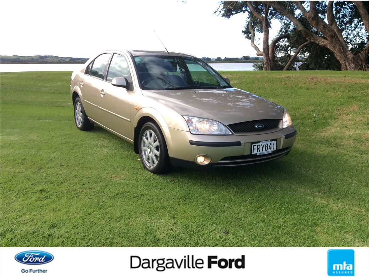 ford mondeo zetec 2001 dargaville ford new and used fords in dargaville new zealand. Black Bedroom Furniture Sets. Home Design Ideas