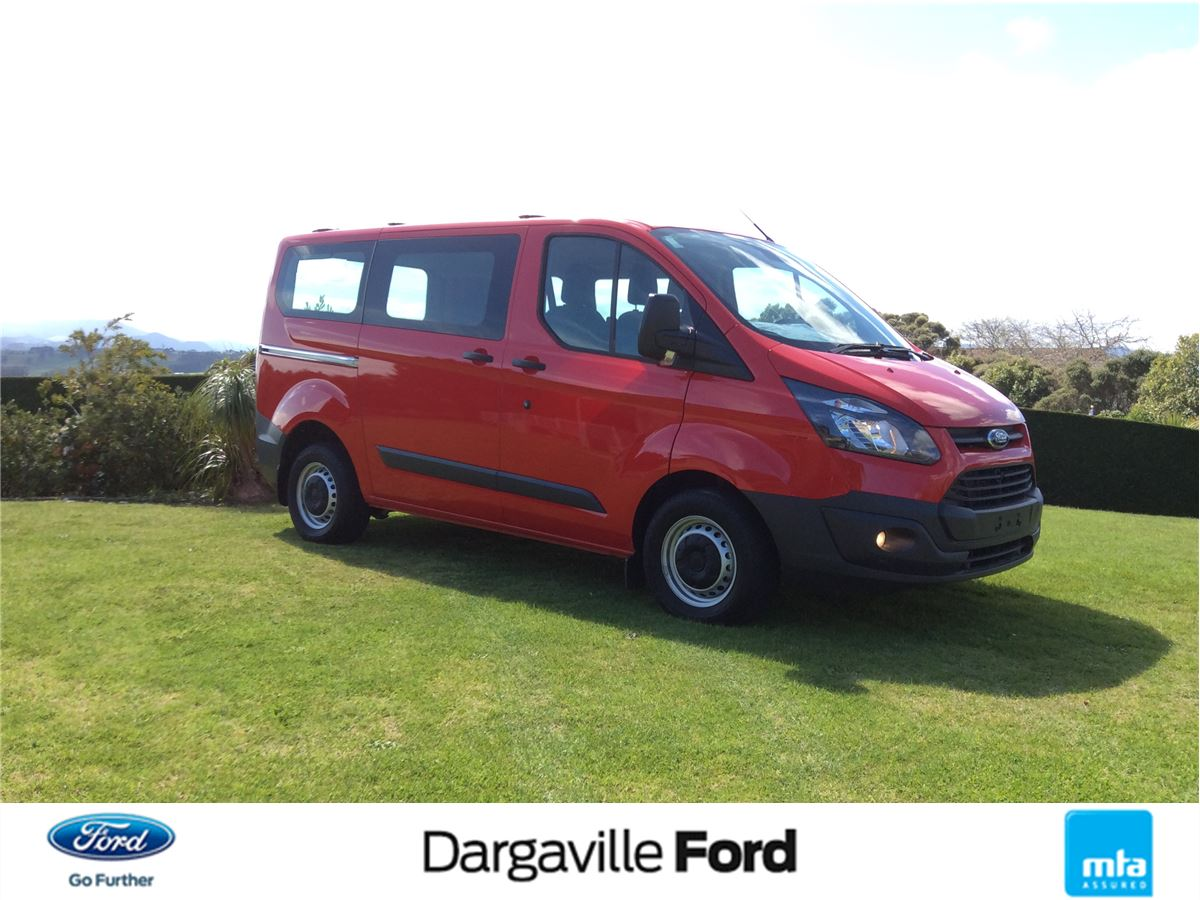 Ford Transit 2017 Used Fords For Sale In New Zealand