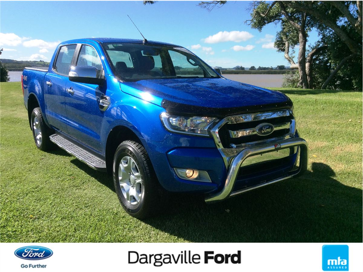 ford ranger xlt double cab w sa 2017 dargaville ford new and used fords in dargaville new. Black Bedroom Furniture Sets. Home Design Ideas