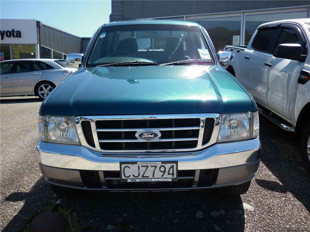 ford courier 2005 used fords for sale in new zealand second hand ford cars from authorised. Black Bedroom Furniture Sets. Home Design Ideas
