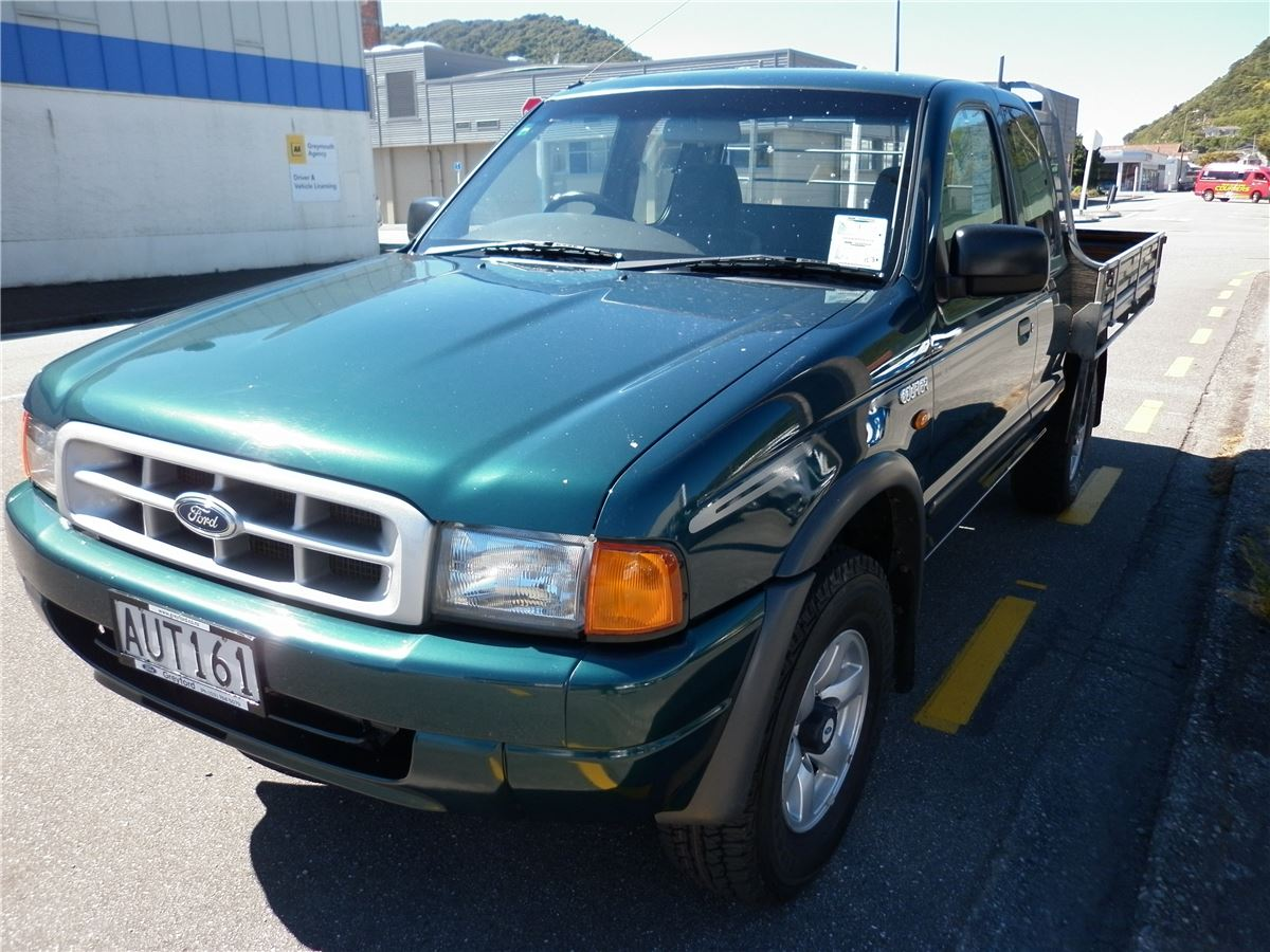 Ford Courier 2002 Used Fords For Sale In New Zealand