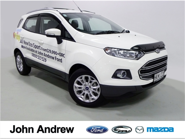 Ford Ecosport 2014 & Ford Ecosport 2014 - Used Fords for sale in New Zealand. Second ... markmcfarlin.com