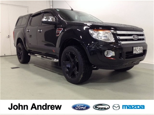Ford Ranger 2014 & Ford Ranger 2014 - Used Fords for sale in New Zealand. Second hand ...