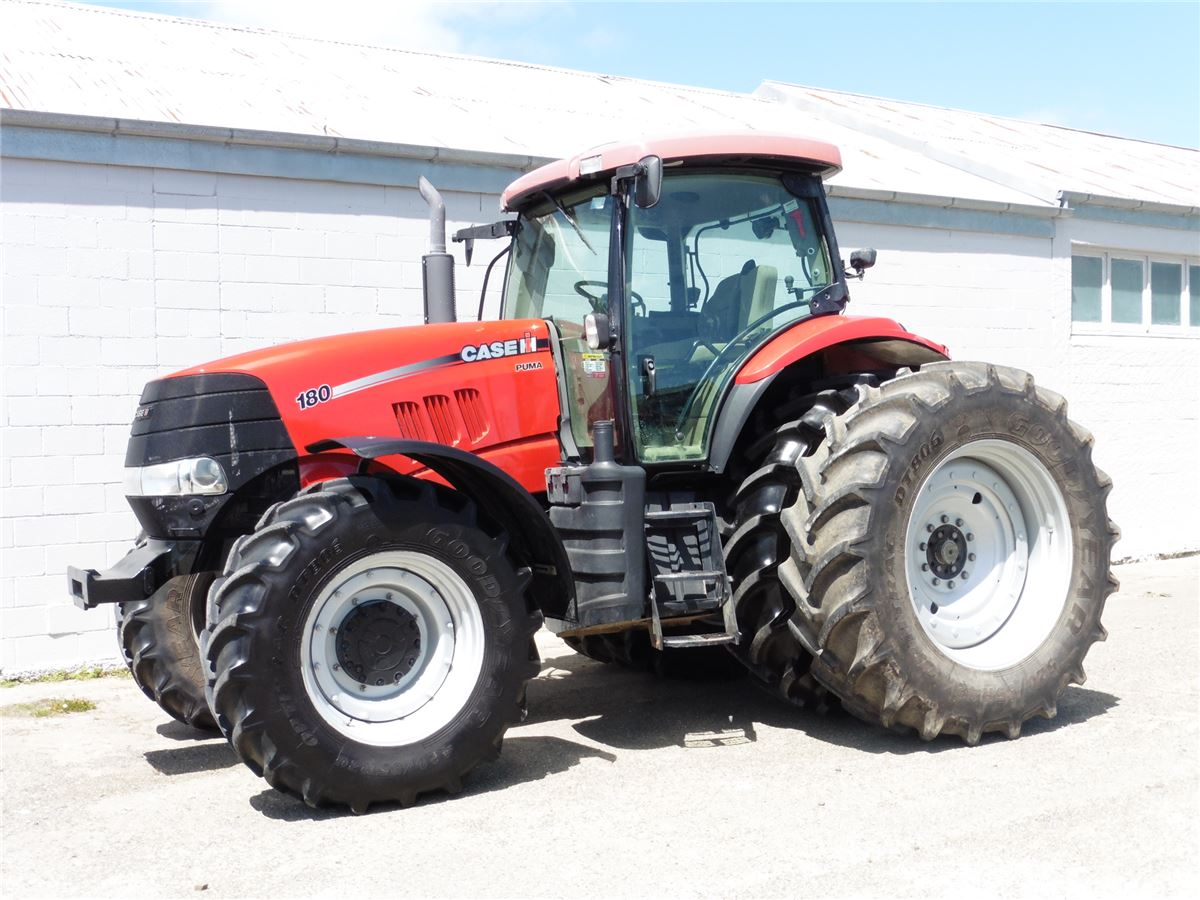 New Case Tractors : New and used tractors farm machinery holland