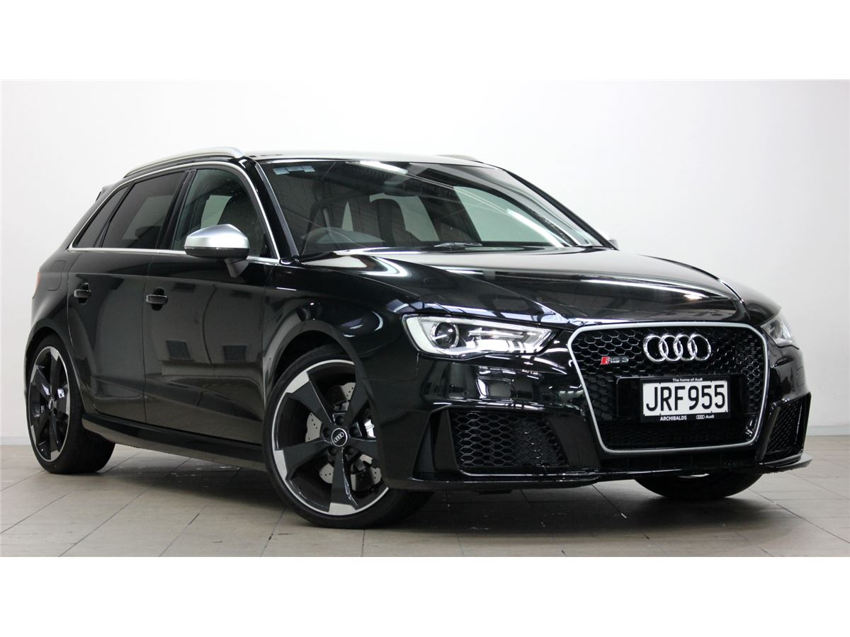 audi rs3 2016 audi silver circle used car. Black Bedroom Furniture Sets. Home Design Ideas