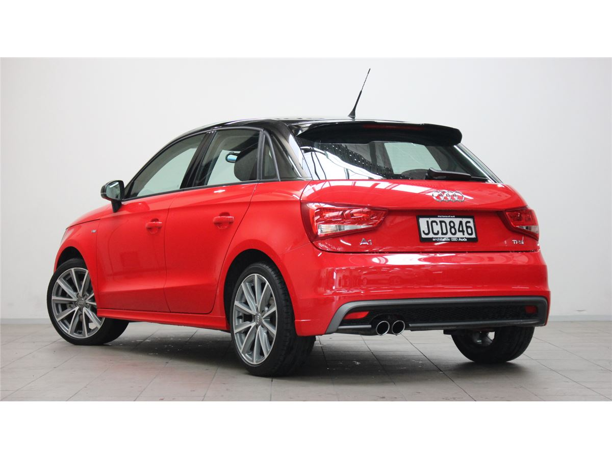 audi a1 2015 audi silver circle used car. Black Bedroom Furniture Sets. Home Design Ideas