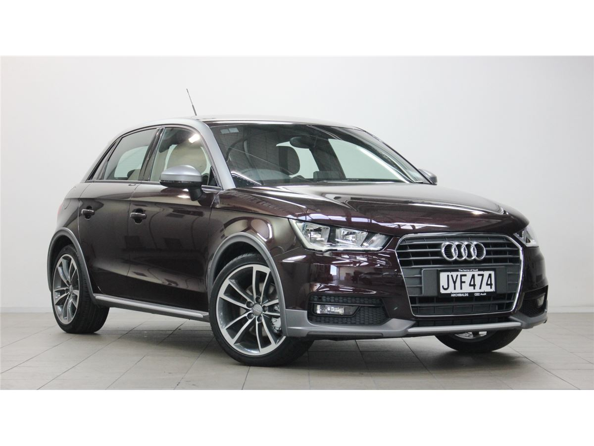audi a1 2016 audi silver circle used car. Black Bedroom Furniture Sets. Home Design Ideas