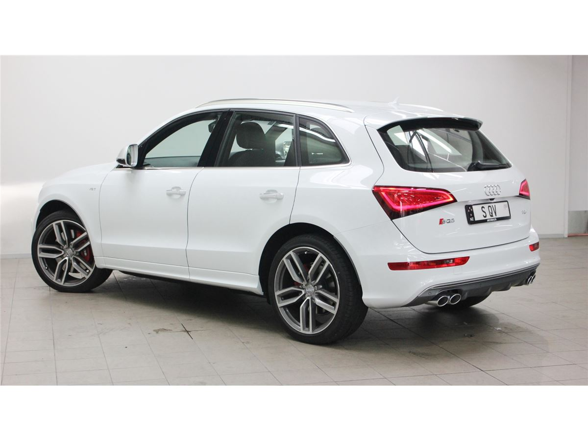 audi sq5 2016 audi silver circle used car. Black Bedroom Furniture Sets. Home Design Ideas