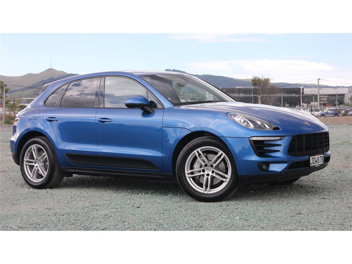 Porsche Macan 2015 Archibalds Motors Limited