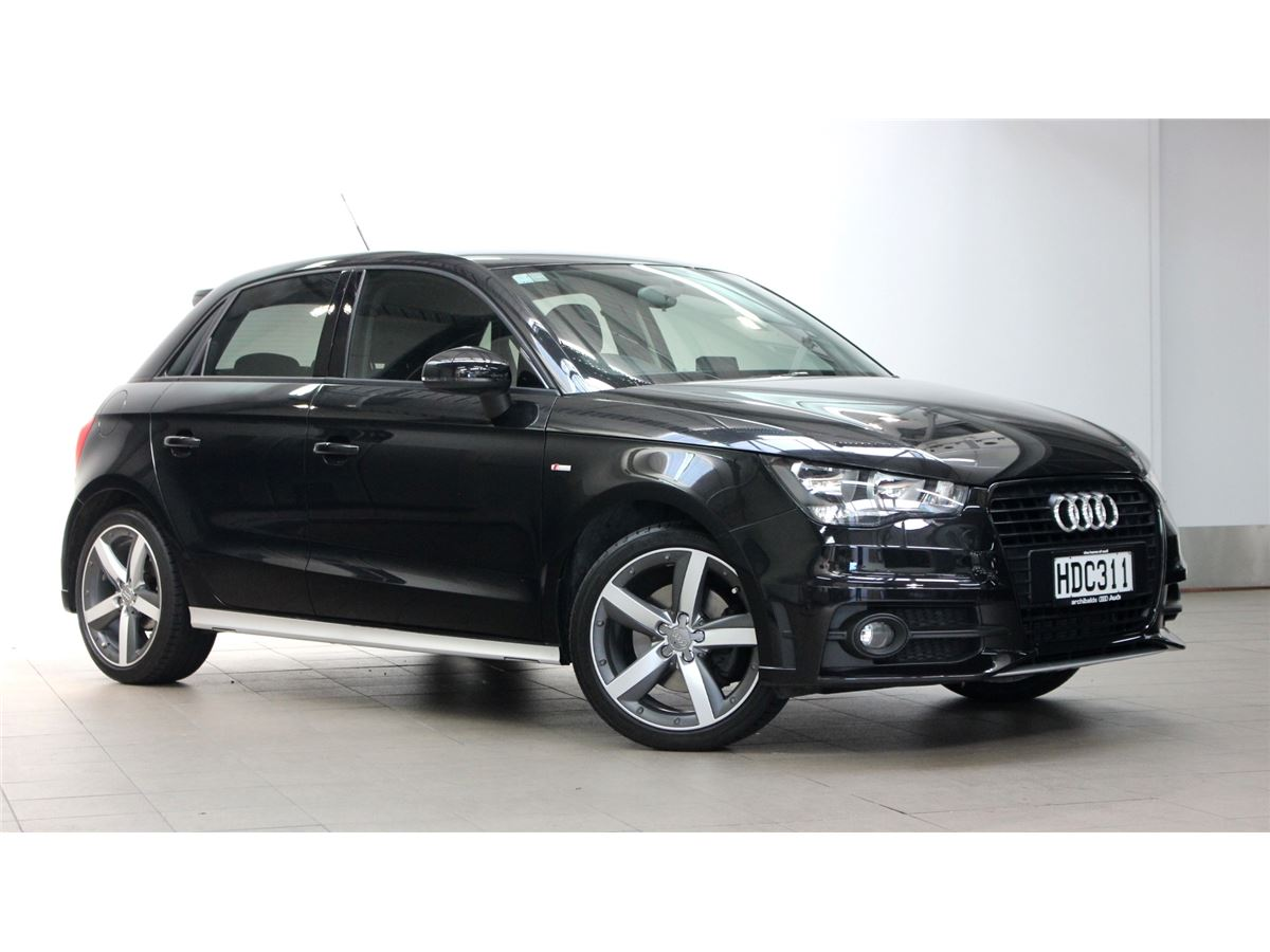 audi a1 2013 audi silver circle used car. Black Bedroom Furniture Sets. Home Design Ideas