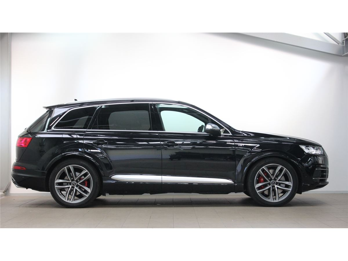 Audi Sq7 2017 Audi Silver Circle Used Car