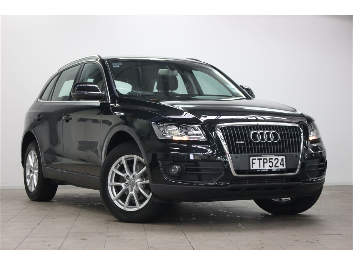 audi q5 2013 archibalds motors limited christchurch. Black Bedroom Furniture Sets. Home Design Ideas