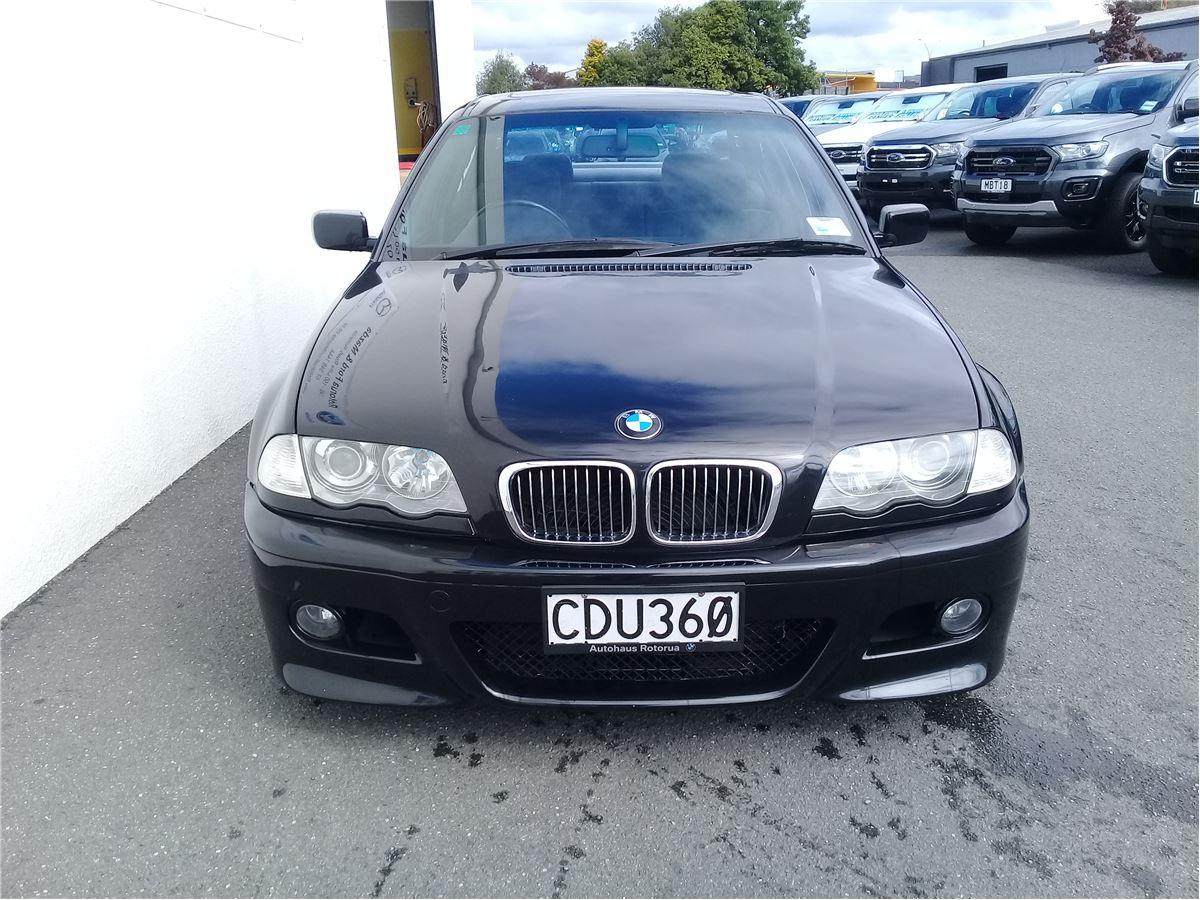 BMW 325i 2001 - Rotorua Ford & Mazda   New and Used Mazda