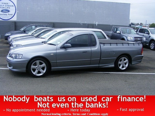 Ford Falcon Ute 2005 Used Fords For Sale In New Zealand Second Hand Ford Cars From Authorised
