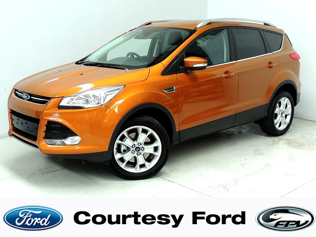 Ford Kuga 2016 Used Fords For Sale In New Zealand
