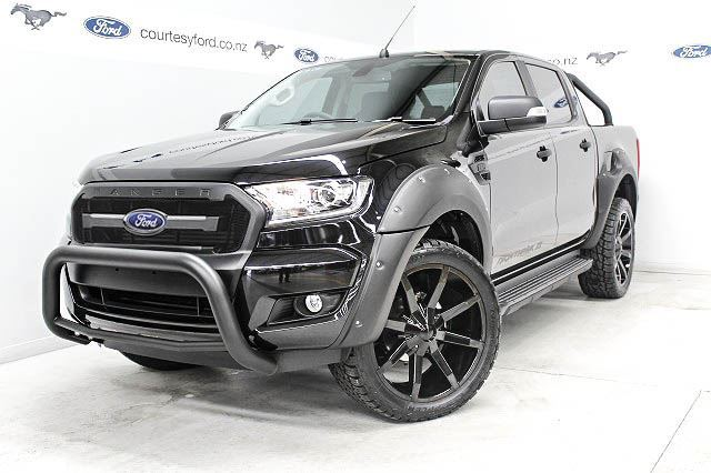 Ford Ranger 2018 Used Fords For Sale In New Zealand Second Hand Ford Cars From Authorised