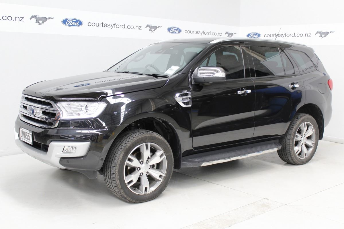 2014 Ford Everest Nz Autos Post