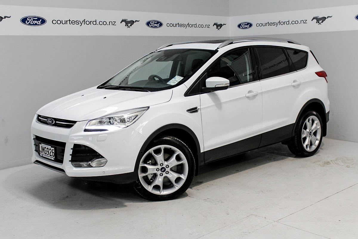 ford kuga 2015 used fords for sale in new zealand second hand ford cars from authorised ford. Black Bedroom Furniture Sets. Home Design Ideas
