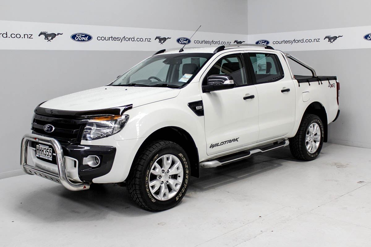 ford ranger 2014 used fords for sale in new zealand second hand ford cars from authorised. Black Bedroom Furniture Sets. Home Design Ideas