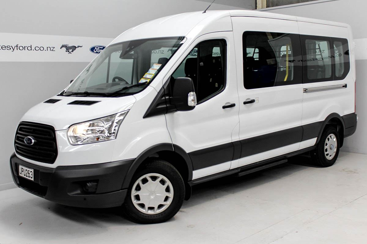 2004 Ford Transit Nz