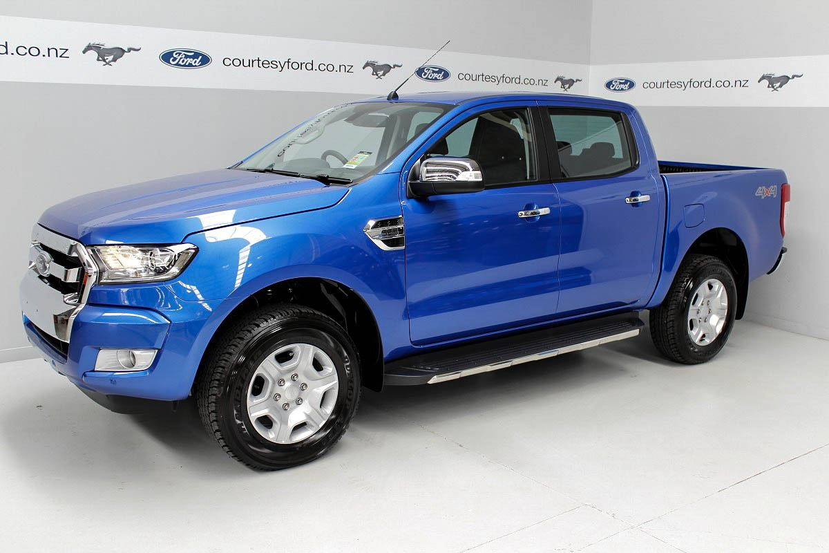 Ford Ranger 2017 Used Fords For Sale In New Zealand Second Hand Ford Cars From Authorised