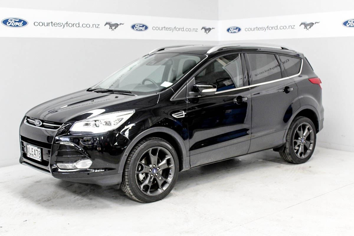ford kuga 2013 used fords for sale in new zealand. Black Bedroom Furniture Sets. Home Design Ideas