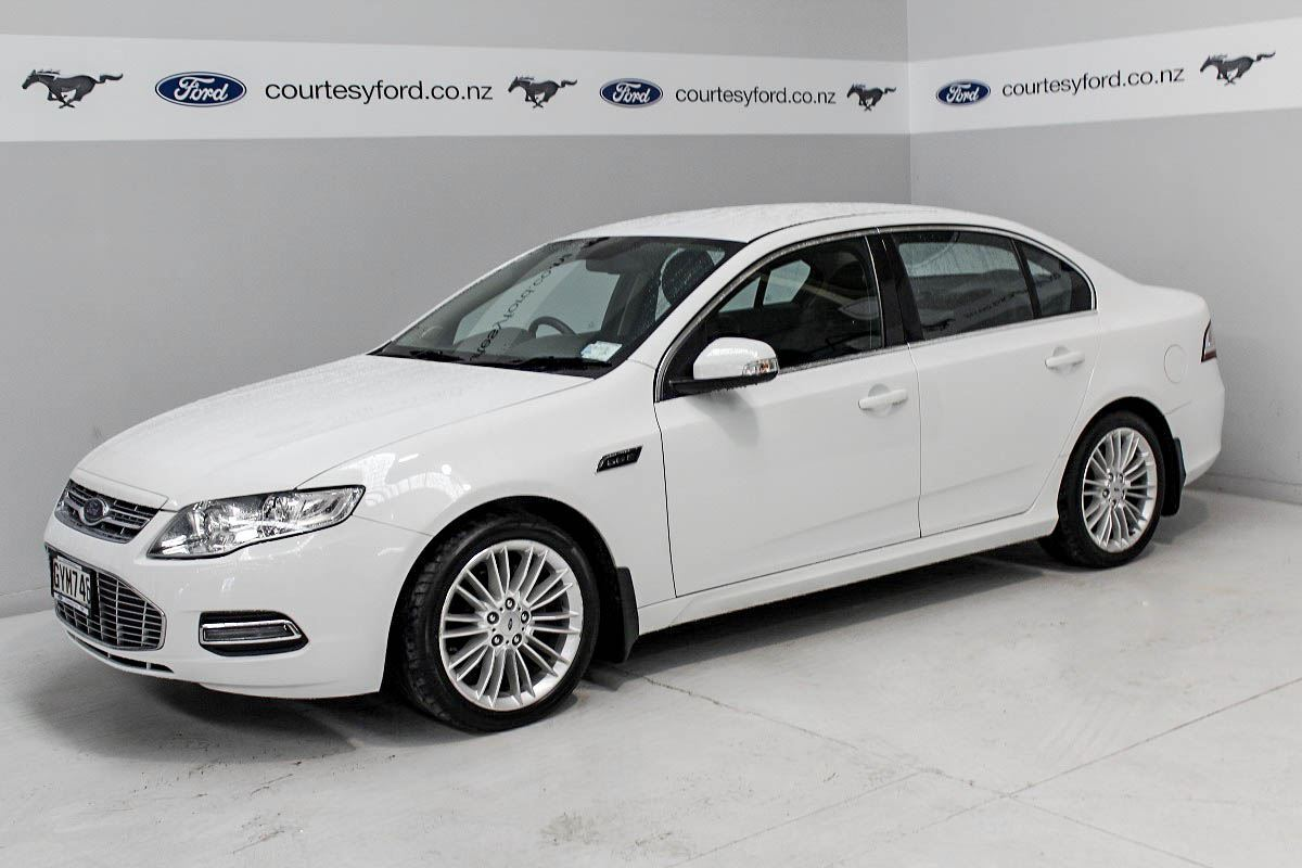 Courtesy Ford Finance Application & Ford Falcon FG2 G6E - SUPER TIDY 2013 - Courtesy Ford - New and ... markmcfarlin.com
