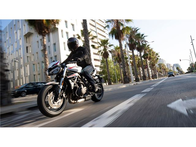 Triumph Street Triple 660 Lams Approved 2018 Courtesy Motorcycles
