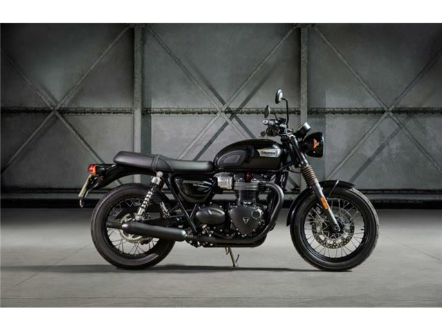 Triumph Bonneville T100 2019 Courtesy Motorcycles New And Used