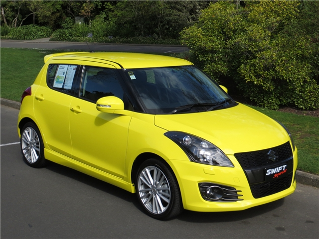 Suzuki Swift 2017. Retail Price