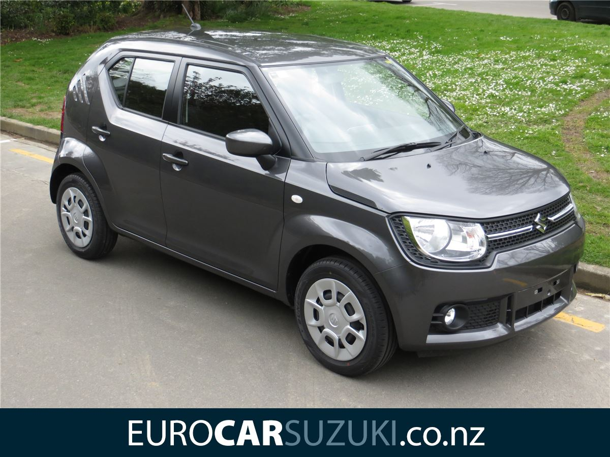 suzuki ignis glx auto camera gps bluetooth 2018 eurocar. Black Bedroom Furniture Sets. Home Design Ideas