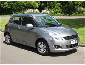 2013 Suzuki Swift Se Special Edition Auto Nz New From Euro Car Suzuki