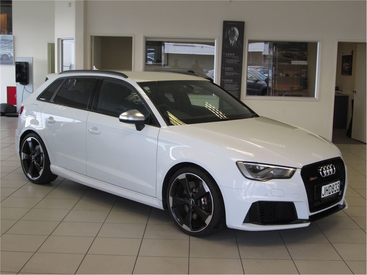 audi rs3 2015 audi silver circle used car. Black Bedroom Furniture Sets. Home Design Ideas