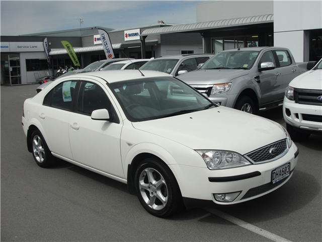 ford mondeo 2006 used fords for sale in new zealand second hand ford cars from authorised. Black Bedroom Furniture Sets. Home Design Ideas