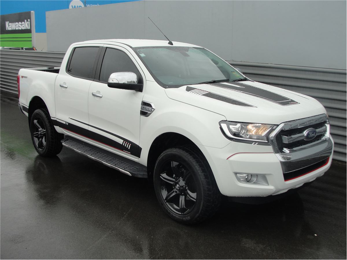 ford ranger 2016 used fords for sale in new zealand. Black Bedroom Furniture Sets. Home Design Ideas