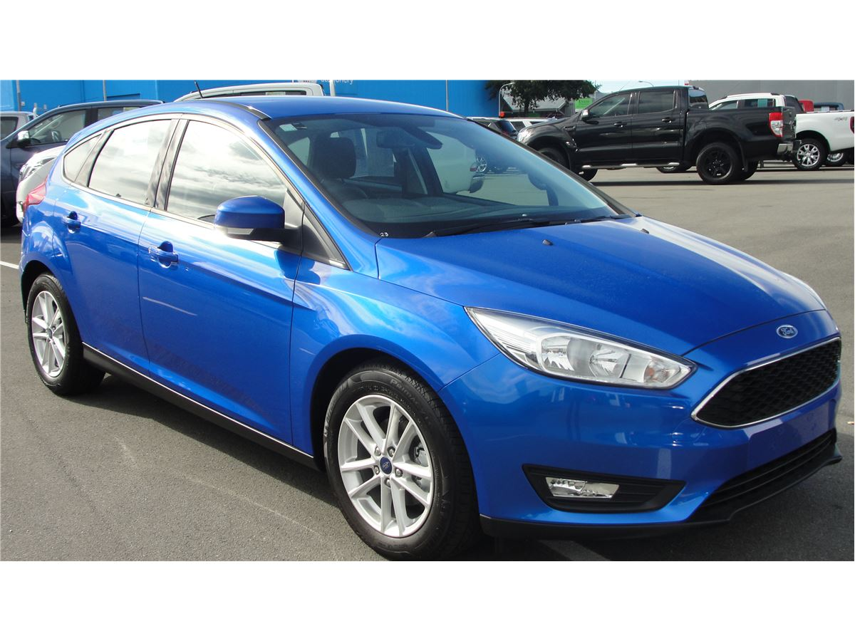 ford focus trend 1 5 ecoboost auto hatch 2017 fagan ford. Black Bedroom Furniture Sets. Home Design Ideas