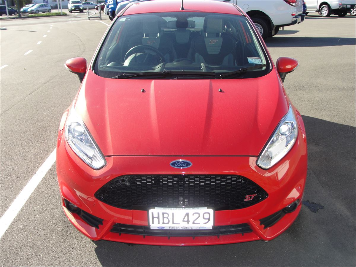 ford fiesta st 1 6 ecoboost turbo petrol hatch 2013 fagan mazda. Black Bedroom Furniture Sets. Home Design Ideas