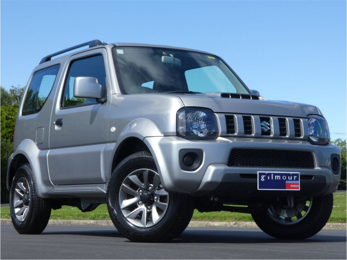 suzuki jimny sierra manual 2016 gilmour motors. Black Bedroom Furniture Sets. Home Design Ideas