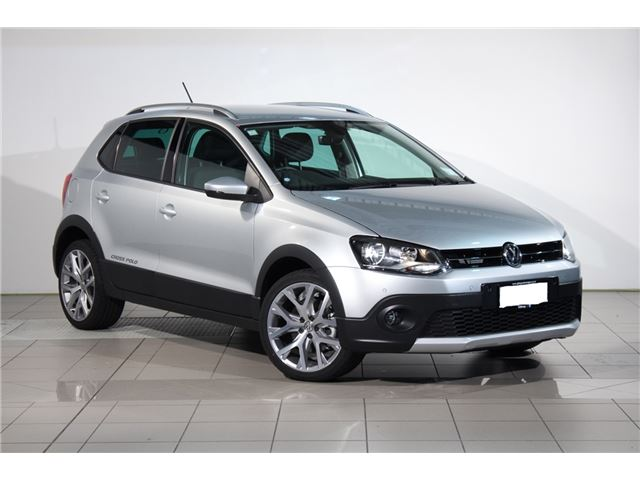 volkswagen cross polo crosspolo tsi dsg 2015 used volkswagen new zealand. Black Bedroom Furniture Sets. Home Design Ideas