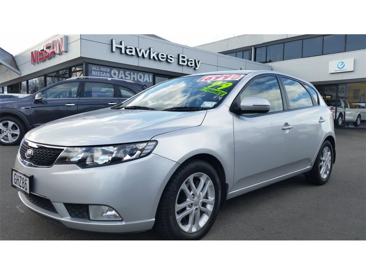 kia cerato 2012 nissan dealers for hawkes bay napier hastings havelock north and surrounds. Black Bedroom Furniture Sets. Home Design Ideas