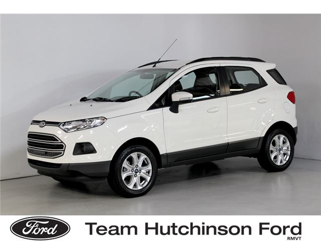 ford ecosport 2016 used fords for sale in new zealand second hand ford cars from authorised. Black Bedroom Furniture Sets. Home Design Ideas