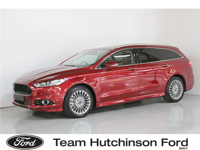 ford mondeo 2016 used fords for sale in new zealand. Black Bedroom Furniture Sets. Home Design Ideas