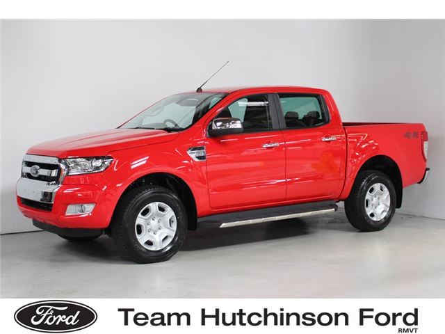 ford ranger xlt 4x4 auto 2017 team hutchinson ford. Black Bedroom Furniture Sets. Home Design Ideas