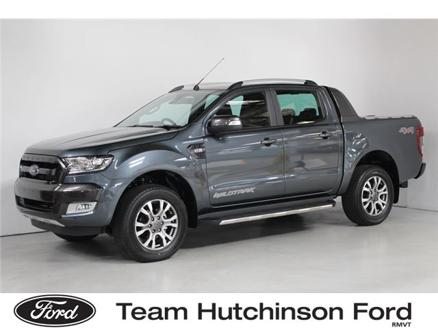Ford Ranger 2018 - Used Fords for sale in New Zealand ...