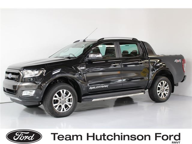 ford ranger wildtrak 4x4 auto px2 2017 team hutchinson ford. Black Bedroom Furniture Sets. Home Design Ideas
