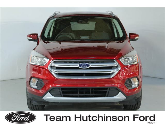 ford escape owners manual 2018