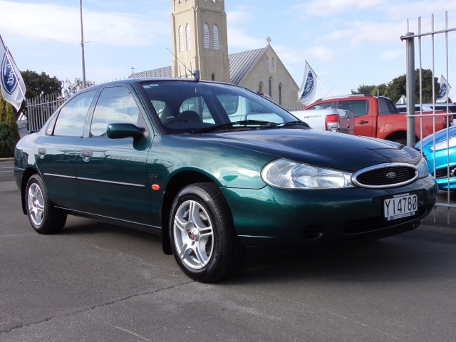 ford mondeo 1998 used fords for sale in new zealand second hand ford cars from authorised. Black Bedroom Furniture Sets. Home Design Ideas